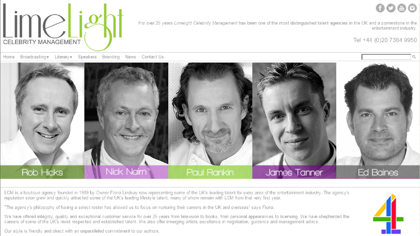 Limelight Management